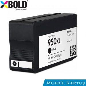 Hp 950XL (CN045AE) Siyah Muadil Kartuş