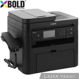 Canon MF247dw Çok Fonksiyonlu Lazer Yazıcı