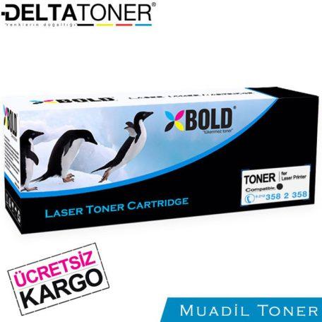 Hp W2071A Mavi Muadil Toner